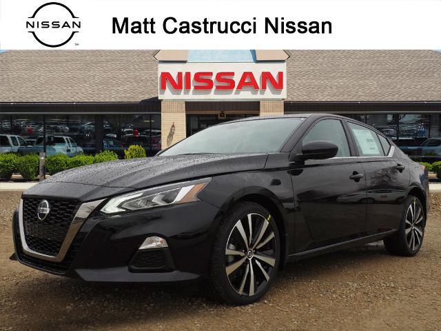 2021 Nissan Altima 2.5 SR Dayton OH