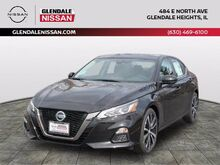 2021_Nissan_Altima_2.5 SR_ Glendale Heights IL