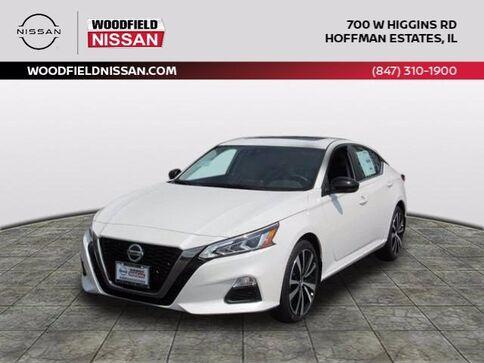 2021_Nissan_Altima_2.5 SR_ Hoffman Estates IL
