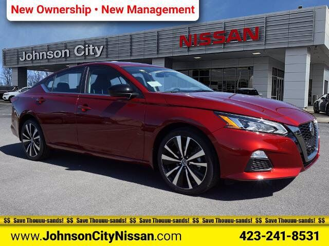 2021 Nissan Altima 2.5 SR Johnson City TN