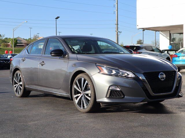 2021 Nissan Altima 2.5 SR Oak Ridge TN