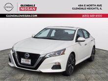 2021_Nissan_Altima_2.5 SV_ Glendale Heights IL