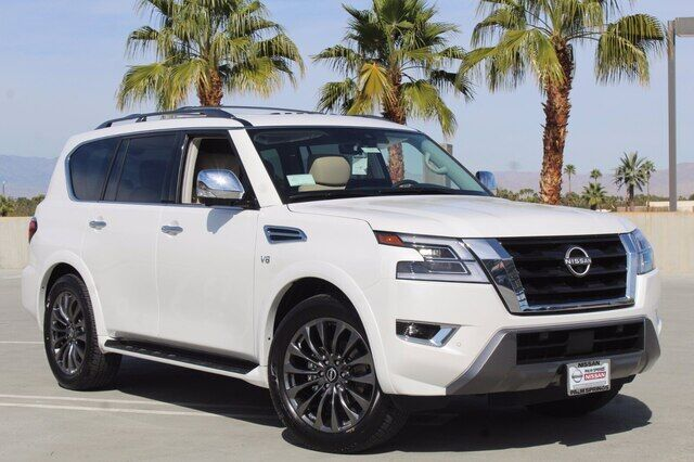 2021 Nissan Armada Platinum Cathedral City CA