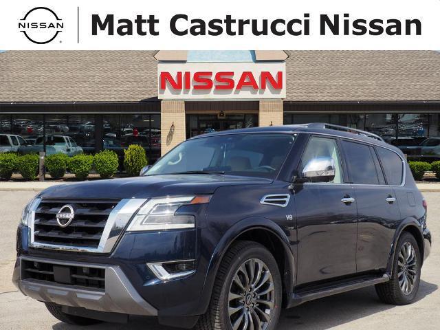 2021 Nissan Armada Platinum Dayton OH