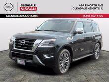 2021_Nissan_Armada_Platinum_ Glendale Heights IL