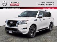 Nissan Armada Platinum 2021