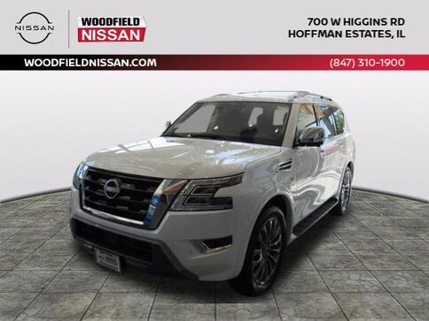 2021_Nissan_Armada_Platinum_ Hoffman Estates IL