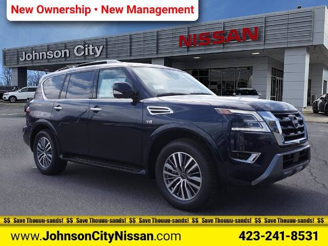 2021 Nissan Armada SL Johnson City TN