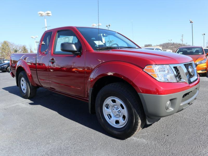 2021 Nissan Frontier S Knoxville TN
