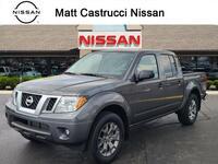 Nissan Frontier SV 2021