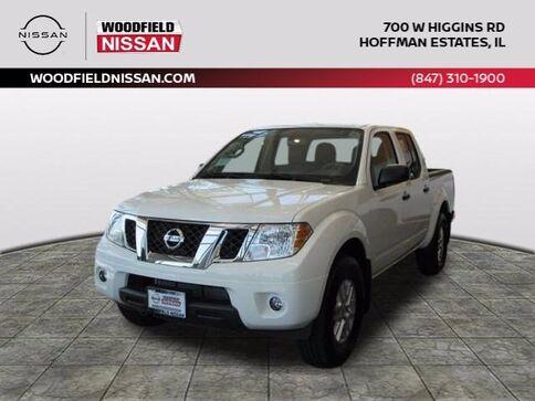 2021_Nissan_Frontier_SV_ Hoffman Estates IL