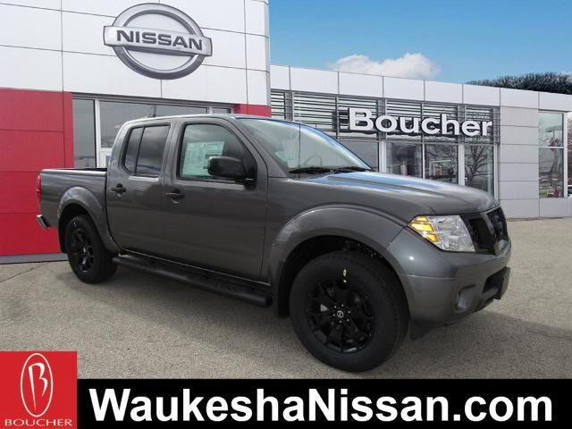 2021 Nissan Frontier SV Midnight Edition Package Waukesha WI