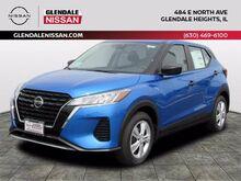 2021_Nissan_Kicks_S_ Glendale Heights IL