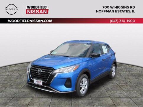2021_Nissan_Kicks_S_ Hoffman Estates IL