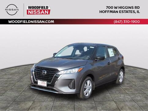 2021_Nissan_Kicks_S_ Hoffman Estates IL