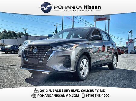 2021_Nissan_Kicks_S_ Salisbury MD