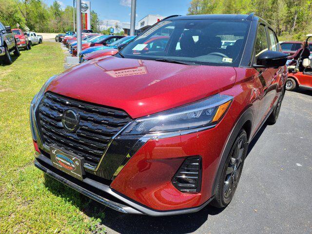 2021 Nissan Kicks SR Covington VA
