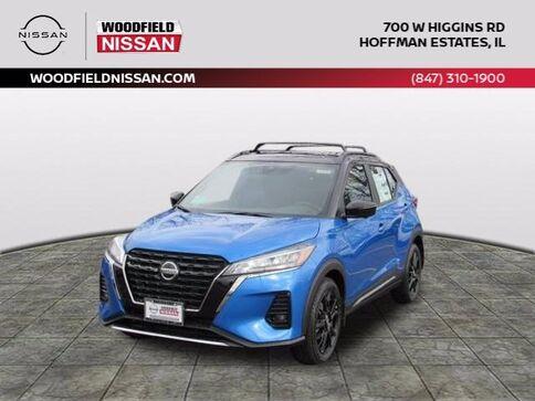 2021_Nissan_Kicks_SR_ Hoffman Estates IL