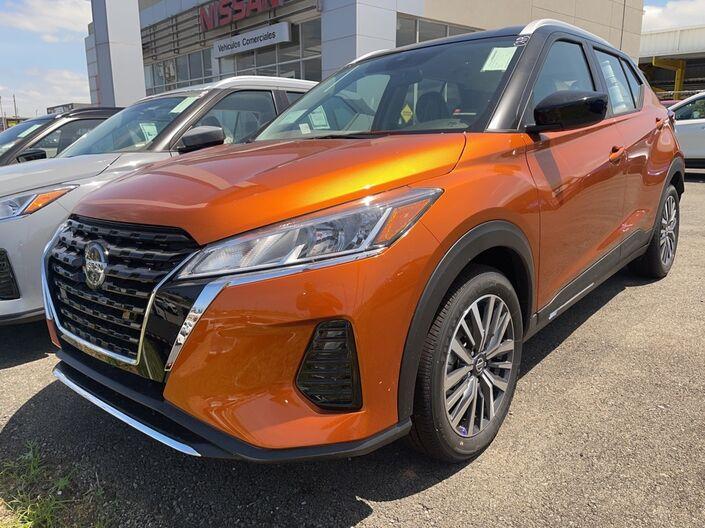 2021 Nissan Kicks SV Arecibo PR