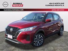 2021_Nissan_Kicks_SV_ Glendale Heights IL