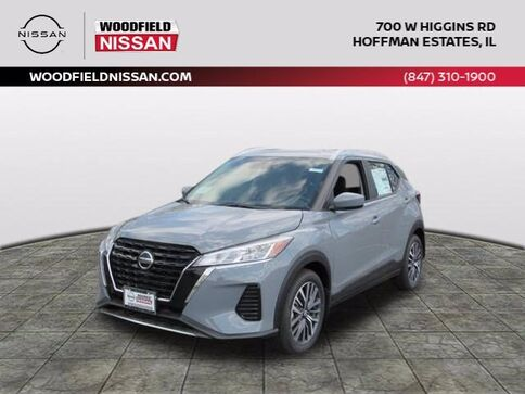 2021_Nissan_Kicks_SV_ Hoffman Estates IL