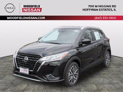 2021_Nissan_Kicks_SV_ Hoffman Estates IL