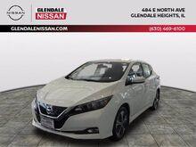 2021_Nissan_LEAF_SV PLUS_ Glendale Heights IL
