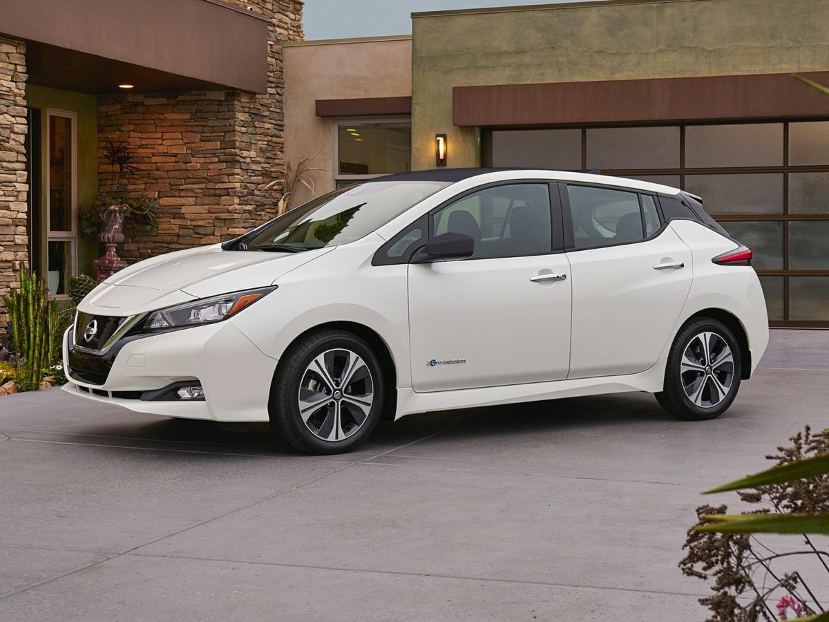 2021 Nissan Leaf SL Plus Portland OR