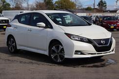 2021_Nissan_Leaf_SL Plus_ Roseville CA