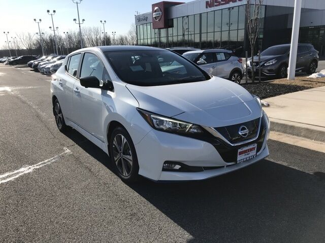 2021 Nissan Leaf SV Plus