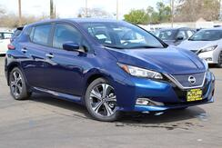 2021_Nissan_Leaf_SV_ Roseville CA