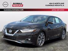 2021_Nissan_Maxima_Platinum_ Glendale Heights IL