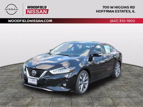 2021_Nissan_Maxima_Platinum_ Hoffman Estates IL