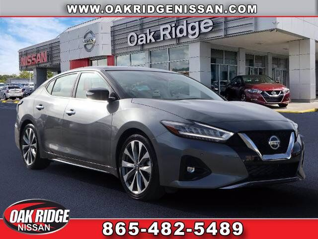 2021 Nissan Maxima Platinum Oak Ridge TN