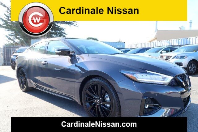 2021 Nissan Maxima Platinum Seaside CA
