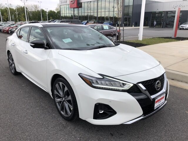 2021 Nissan Maxima Platinum White Marsh MD