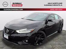 2021_Nissan_Maxima_SR_ Glendale Heights IL