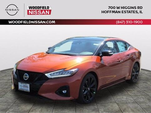 2021_Nissan_Maxima_SR_ Hoffman Estates IL