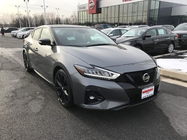 2021 Nissan Maxima SR White Marsh MD