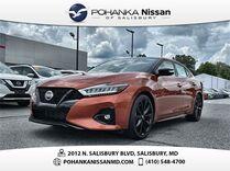 2021 Nissan Maxima SR