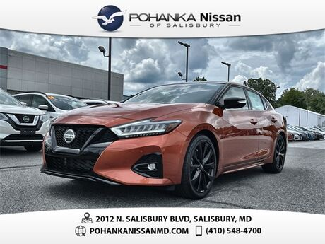 2021 Nissan Maxima SR Salisbury MD