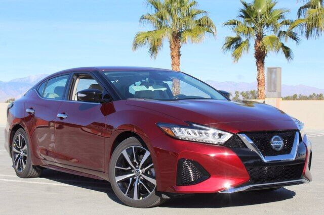 2021 Nissan Maxima SV Cathedral City CA