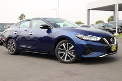 2021_Nissan_Maxima_SV_ Roseville CA