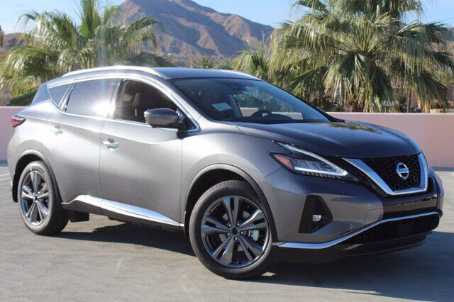 2021 Nissan Murano Platinum Cathedral City CA