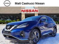 Nissan Murano Platinum 2021