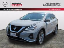 2021_Nissan_Murano_Platinum_ Glendale Heights IL