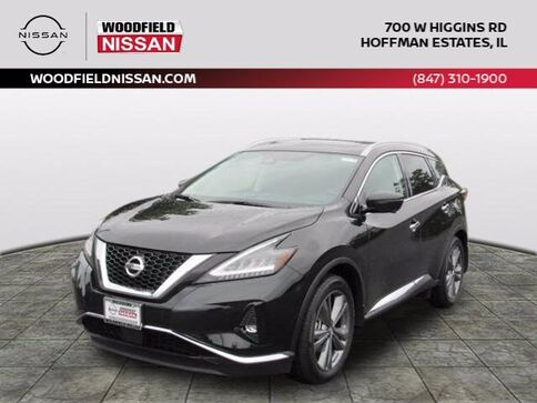 2021_Nissan_Murano_Platinum_ Hoffman Estates IL