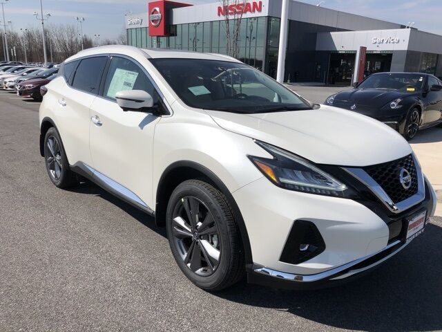 2021 Nissan Murano Platinum White Marsh MD