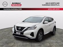 2021_Nissan_Murano_S_ Glendale Heights IL