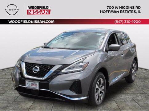 2021_Nissan_Murano_S_ Hoffman Estates IL